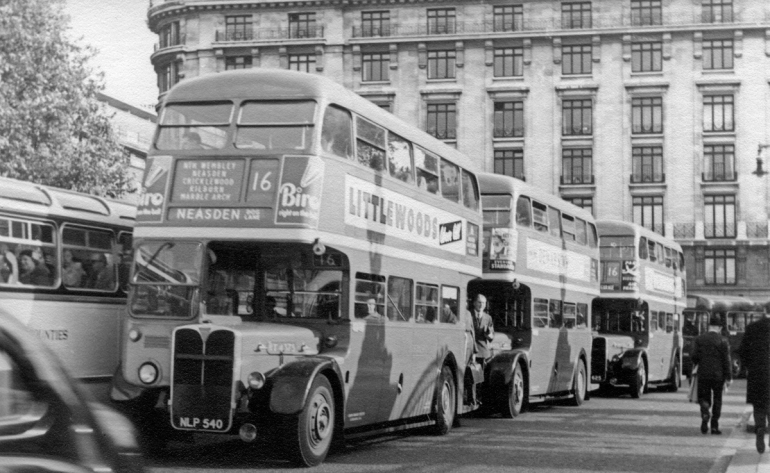 Buses, Marble Arch-17PNG