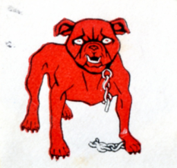 Red BulldogPNG