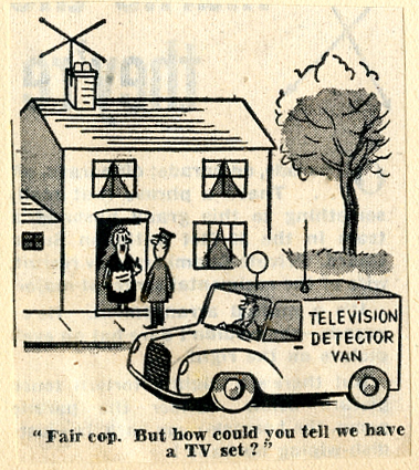 TV Detector cartoon 126 PNG